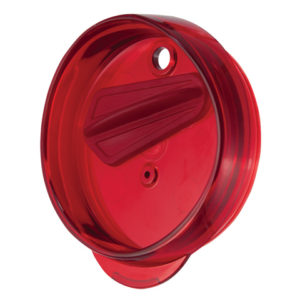 Tritan Tumbler Turn Tab Red